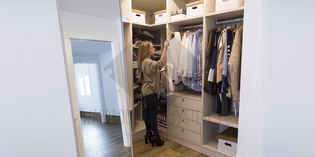 Armarios Y Vestidores A Medida En Alicante Wardrobe System